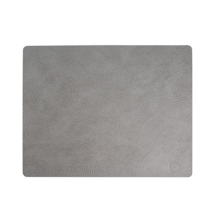 Bordsunderlägg SQUARE L (35X45CM) HIPPO anthracite-grey