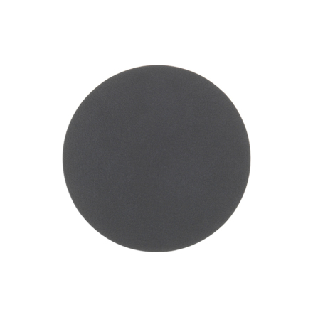Glasunderlägg CIRCLE (D:10cm) NUPO anthracite