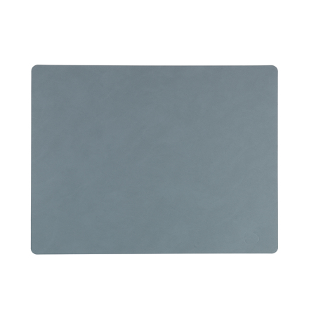Bordsunderlägg SQUARE L (35X45CM) NUPO light blue