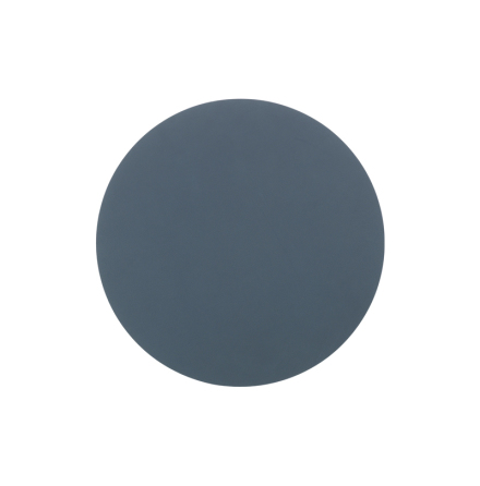 Glasunderlägg CIRCLE (D:10cm) NUPO dark blue
