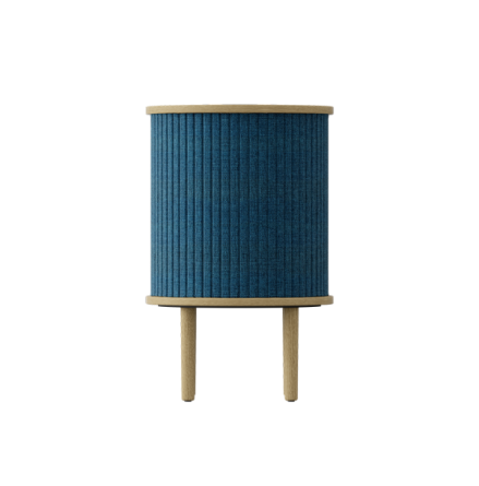 Audacious Side table ? Petrol Blue
