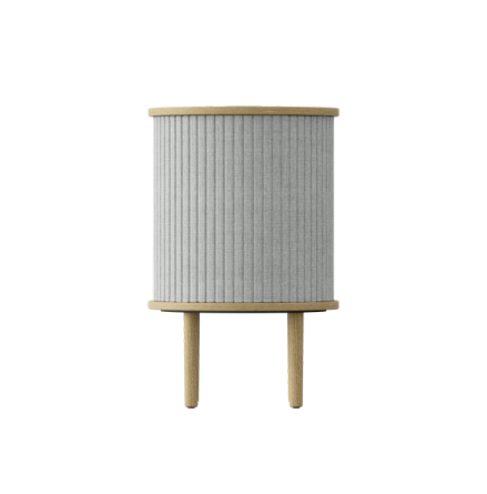 Audacious side table ? Silver Grey