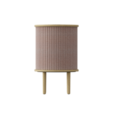 Audacious Side table, Dusty Rose