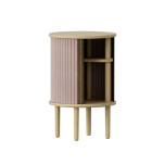 Audacious Side table - Dusty Rose