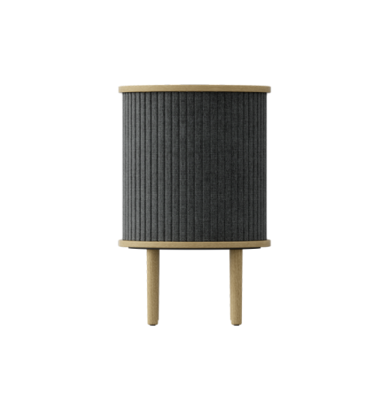 Audacious Side table - Slate Grey
