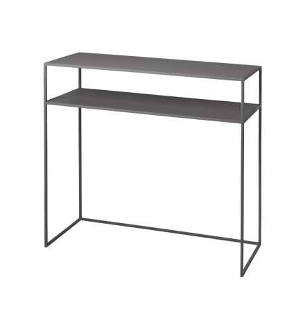 FERA Konsolbord / Sidobord, Steel Grey, Blomus (H)