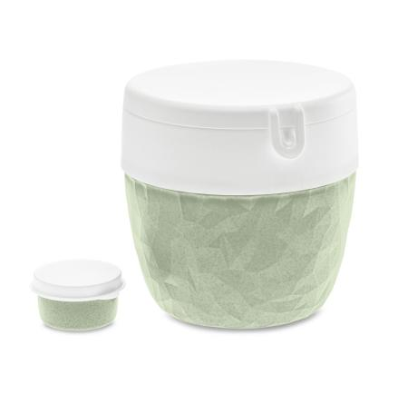 CLUB Bento Box / Lunch box Organic green