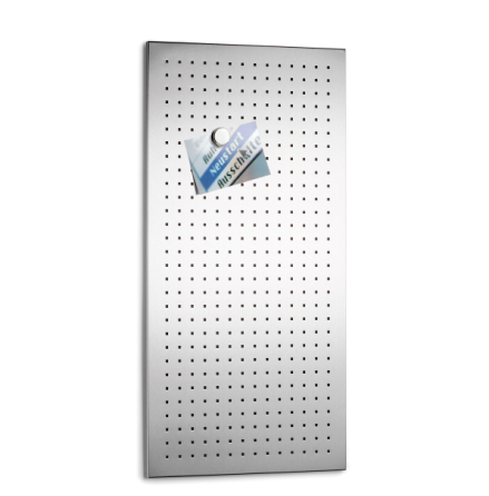 MURO,magnet board, perforated,
