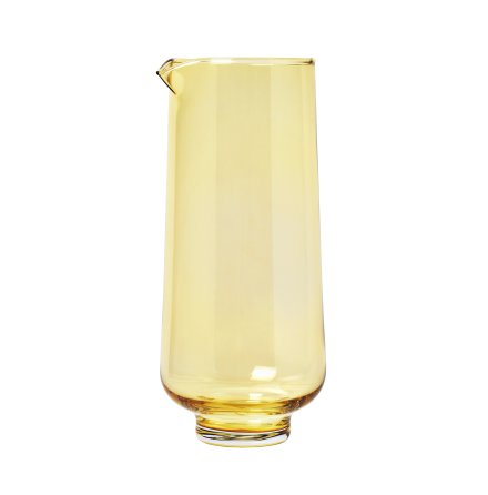 Karaff V1,1L, Dull Gold, FLOW