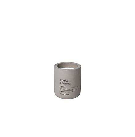 FRAGA Doftljus - Satellite / Royal Leather, Blomus