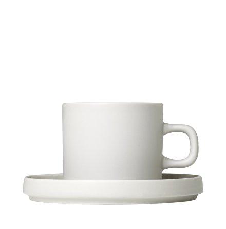 MIO,Set 2 kaffemuggar & fat, 4 pcs. Moonbeam