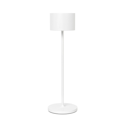 FAROL Mobil LED-lampa, Vit
