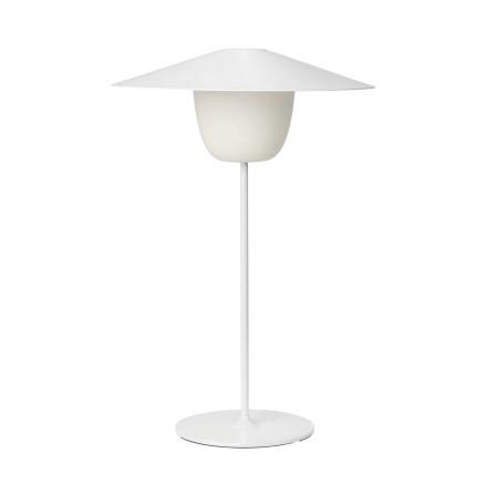 ANI Mobil LED-Lampa, Large, H 49 cm, Vit