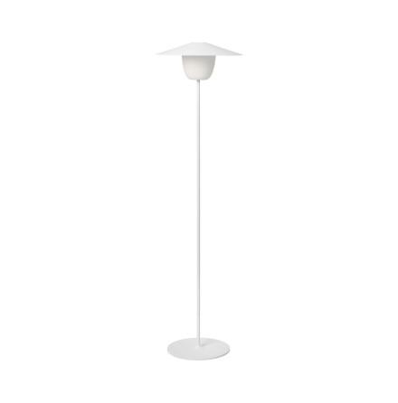 ANI Mobil LED-Lampa, H 121 cm, Vit