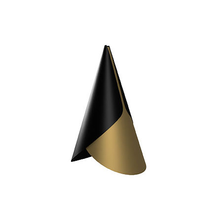 Cornet Black & Brass - UMAGE