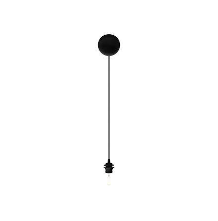 Cannonball black Ø 12cm L 2,5 m