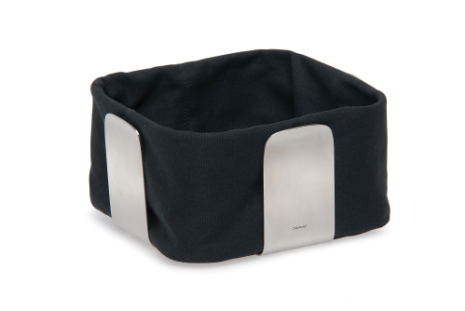 DESA,bread basket, black, sm