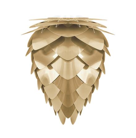 Conia brushed brass Ø 40 x 50 cm