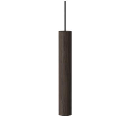 Chimes dark oak Ø 3 x 22 cm