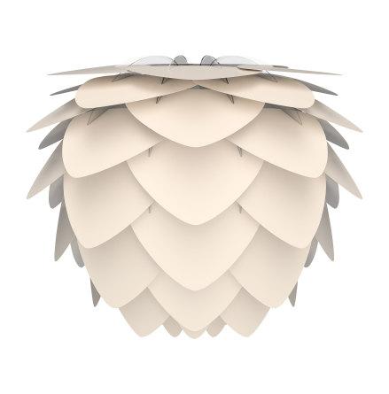Aluvia pearl white Ø 59 x 48 cm