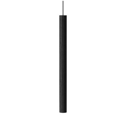 Chimes tall black Ø3 x 44 cm