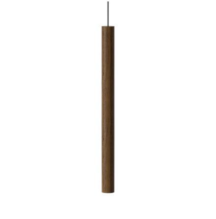Chimes Tall, Lampa, Mörk ek Ø3 x 44 cm