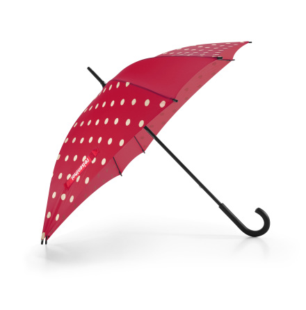 umbrella ruby dots