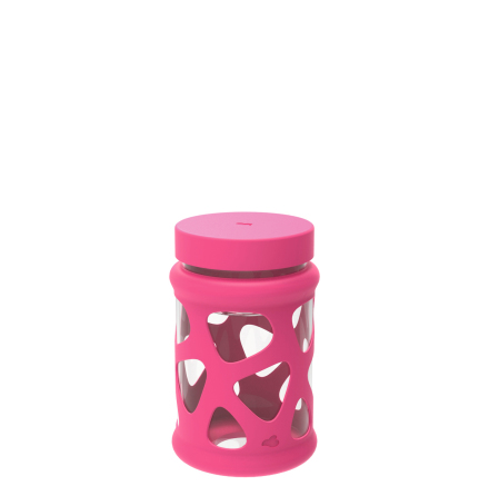 IN GIRO To go food container pink