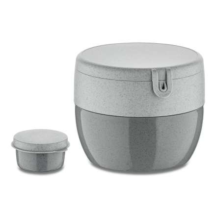 BENTOBOX Lunchlåda M Organic concrete grey