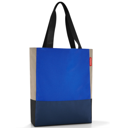patchworkbag royal blue