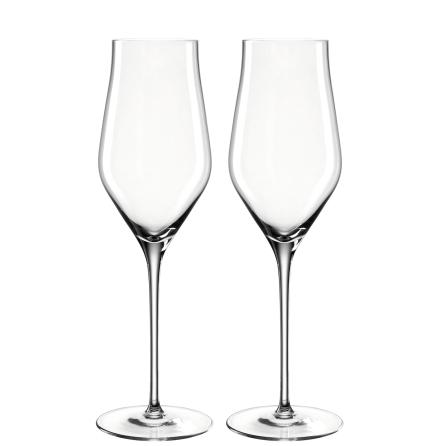 BRUNELLI 2-pack Champagneglas 340ml