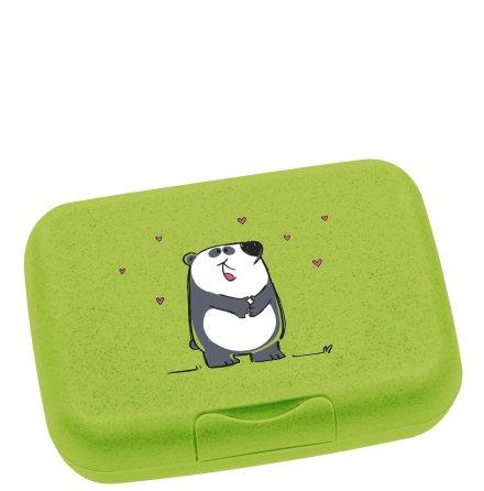 Bambini Lunchlåda Grön Panda
