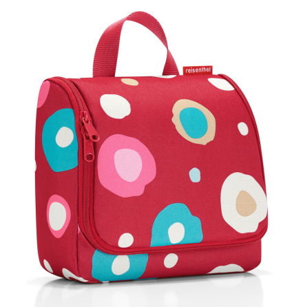 toiletbag funky dots 2