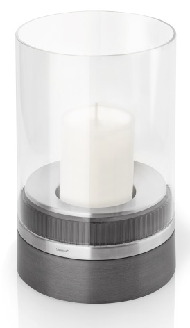 PIEDRA,Lantern with Candle, H