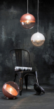 Hanging Lamp_ORIONcopper with