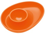Egg Cup_COLUMBUSsolid orange_K