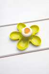 Egg Cup,A-PRIL,solid mustard g