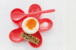 Egg Cup,A-PRIL,solid raspberry