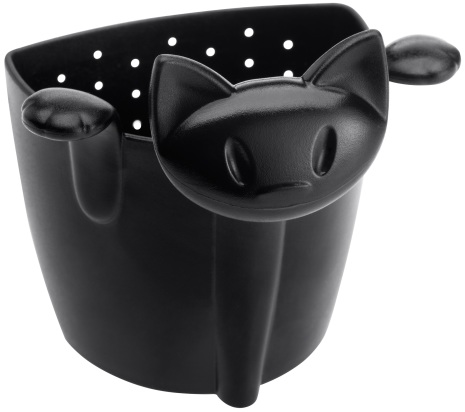 Tea Strainer,MIAOU,solid black