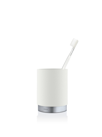 ARA,Toothbrush mug, white