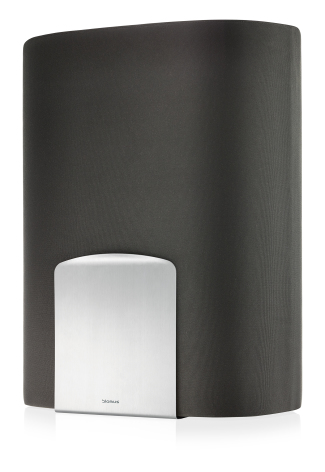 Laundry bin, anthracite,SPINTA