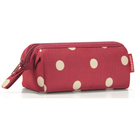 travelcosmetic XS ruby dots