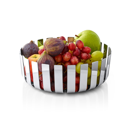 GUSTO,Fruit Bowl, polished