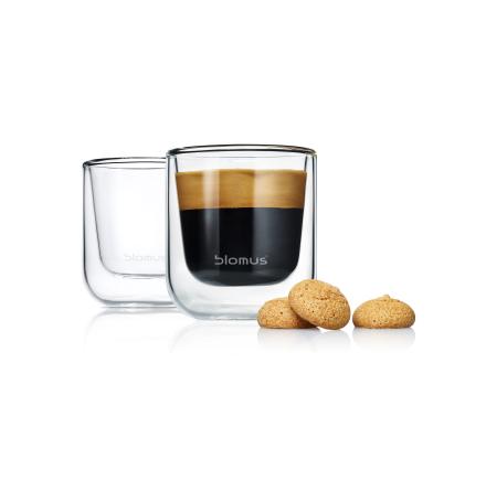 NERO, Espressoglas