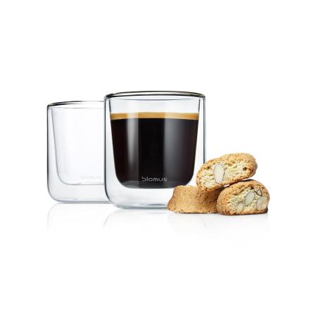 NERO, Kaffeglas