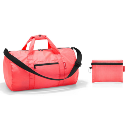 mini maxi dufflebag coral