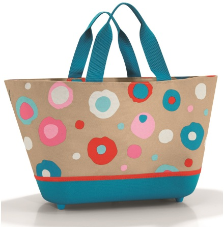 shoppingbasket funky dots 1