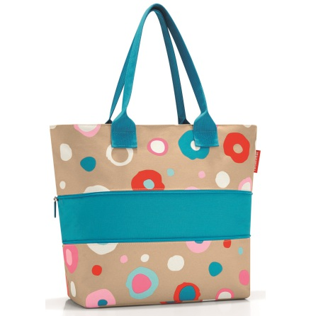 shopper e1 funky dots 1