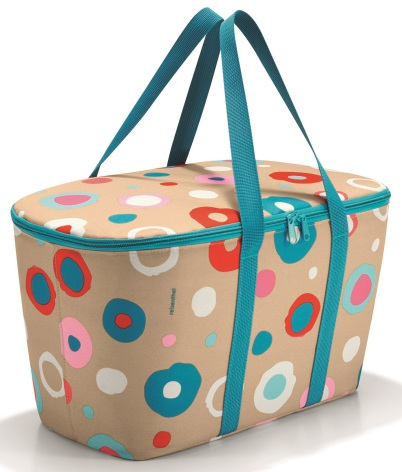 coolerbag funky dots 1