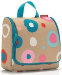 toiletbag funky dots 1
